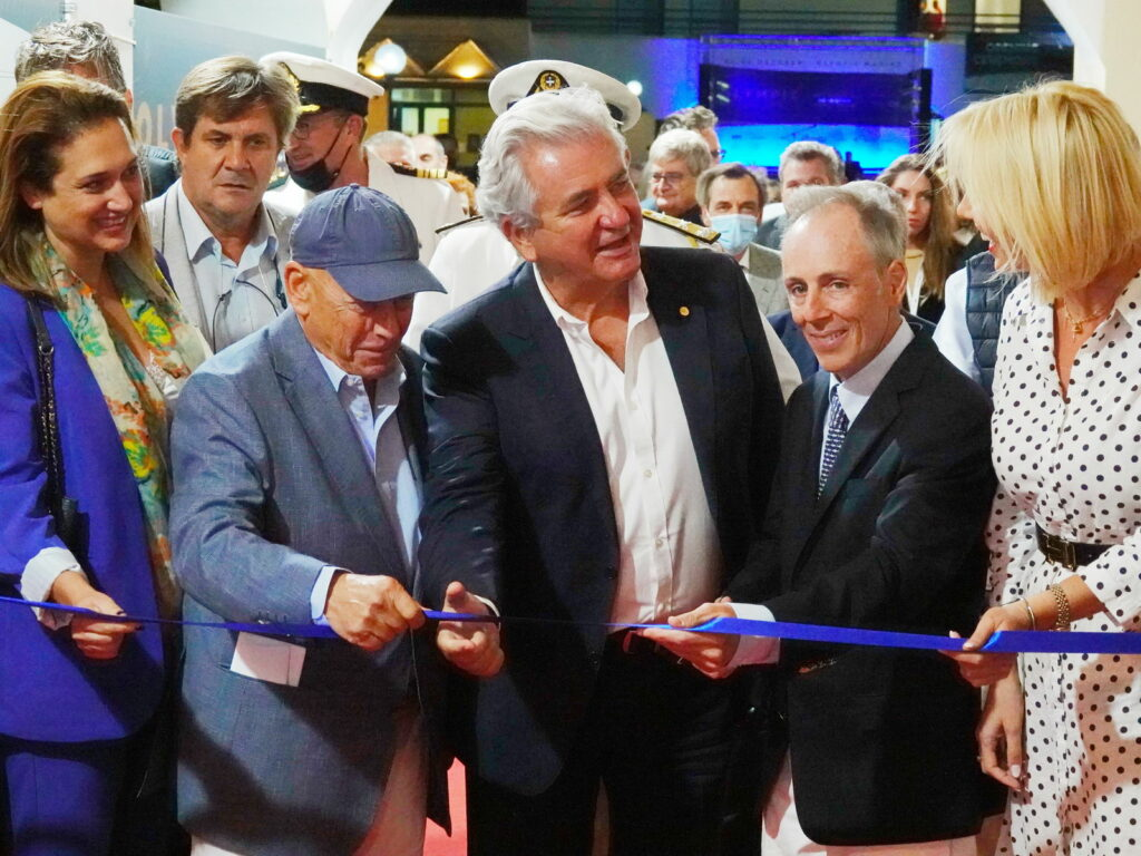 Olympic Yacht Show 2021 - Opening Ceremony