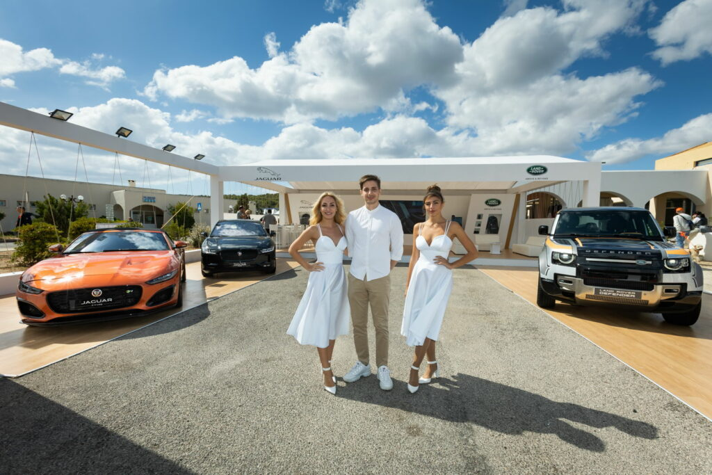 Olympic Yacht Show 2021 by Jaguar Land Rover